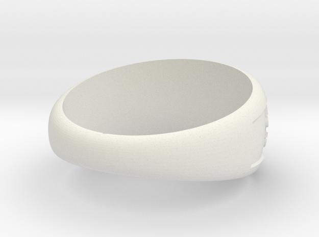 Model-f627d9d46547ad2b84c3fcadd019d288 in White Natural Versatile Plastic
