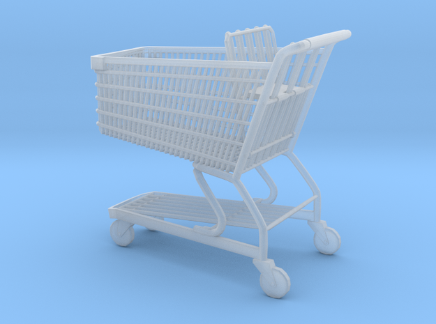 Shopping cart 01. 1:24