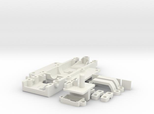 DK167 Artin935 in White Natural Versatile Plastic