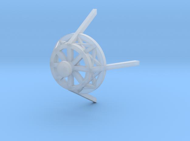 Command Module Cap 1 (1/700) in Smoothest Fine Detail Plastic