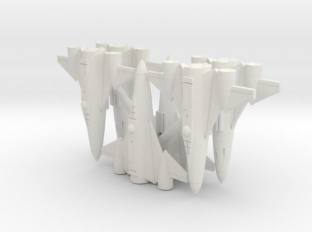 Pirate Assault Scout 6 Sprue in White Natural Versatile Plastic