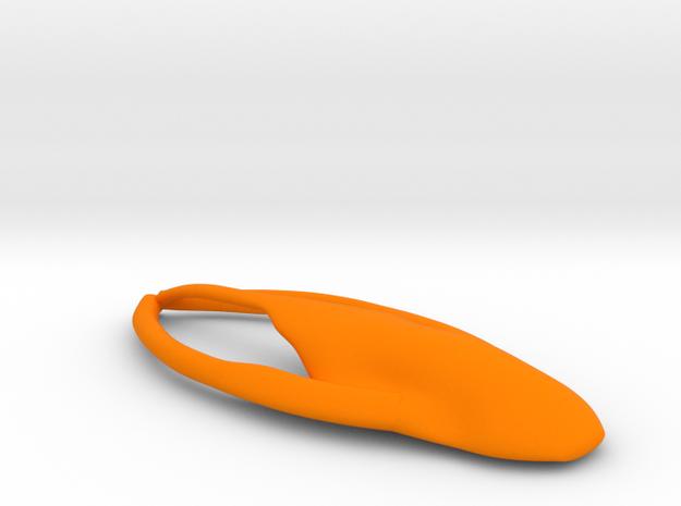 Moya in Orange Processed Versatile Plastic