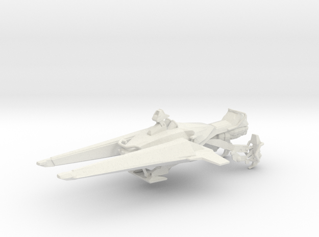 Recon Speeder (1:24 Scale) in White Natural Versatile Plastic