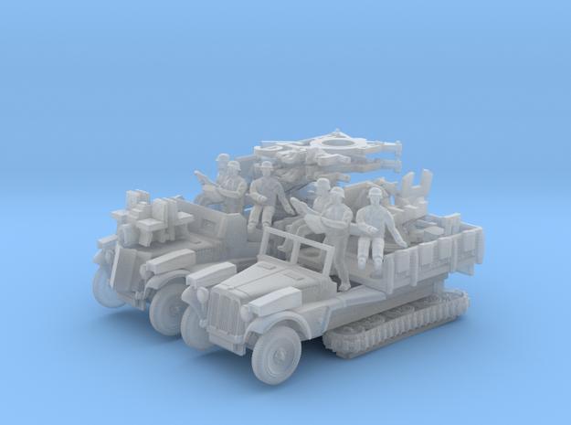 Sd.Kfz 10/5 FLAK 38 (2 pack) HO