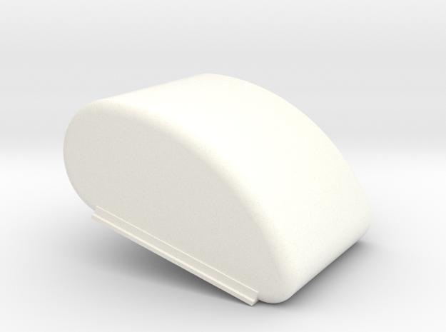 Bolla in White Processed Versatile Plastic