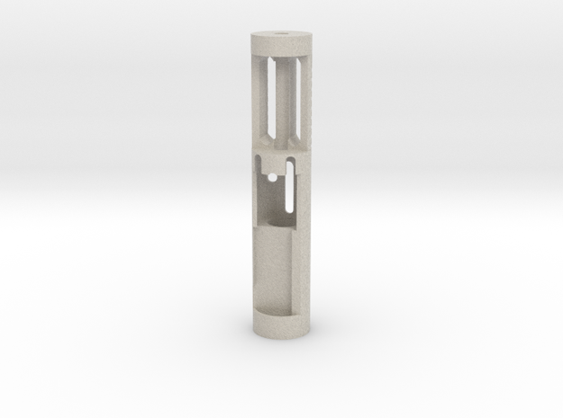 Chassis V4 with chamber star wars lightsaber star  in Natural Sandstone