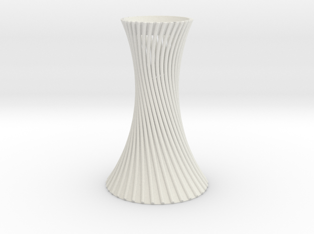 Twited Vase for home decoration