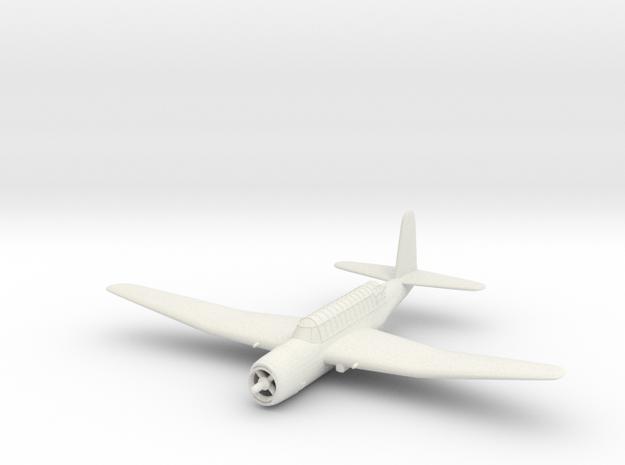 1:144 Vought XTBU-1 'Sea Wolf' in White Natural Versatile Plastic