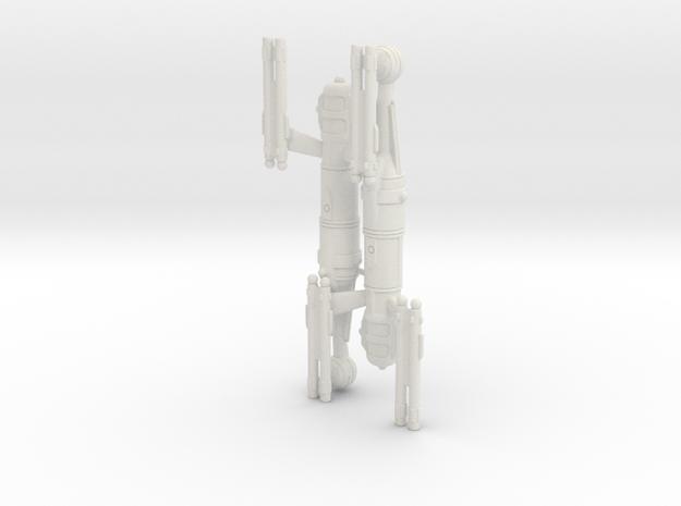 Twin Invader Advanced Light Cruisers