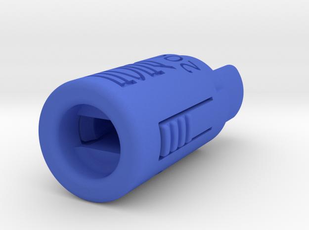 Piston Tool 2009 in Blue Processed Versatile Plastic