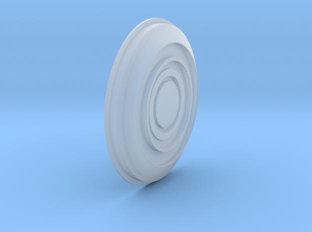 Mini BR Cap I in Smoothest Fine Detail Plastic