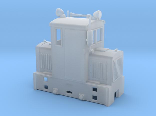 Freelance model shunter  On18 1/48 9mm