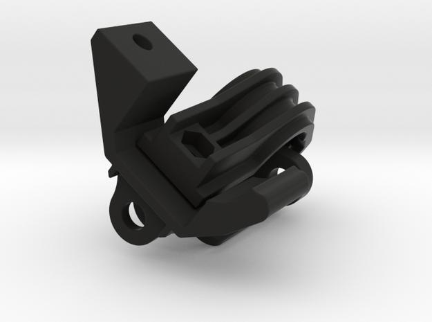 Multistrada Navihalter ZUMO5xx + Zumo 6XX + TOMTOM in Black Strong & Flexible