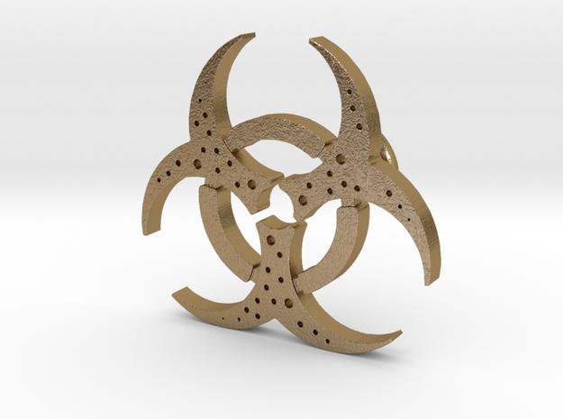 Biohazard Pendant