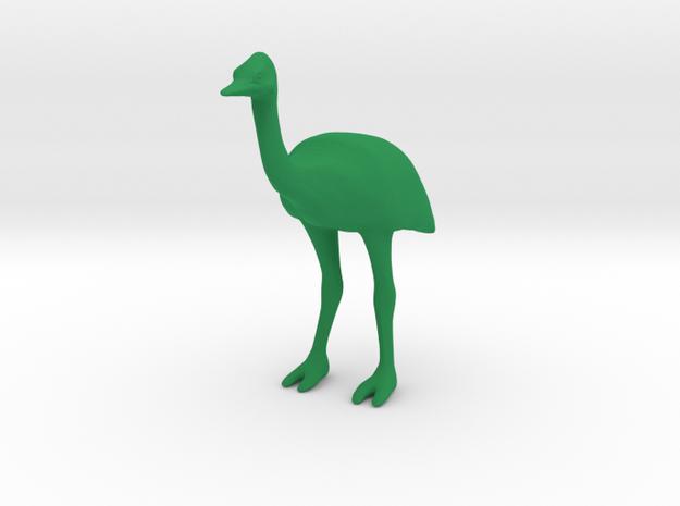 Ostrich 3d printed