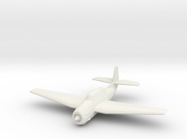 Grumman TBF/TBM 'Avenger' WSF 1/200 x1 in White Natural Versatile Plastic