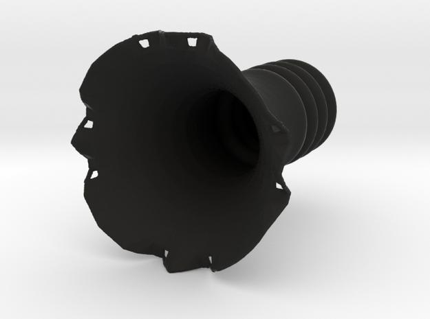 Vase-3W 3d printed