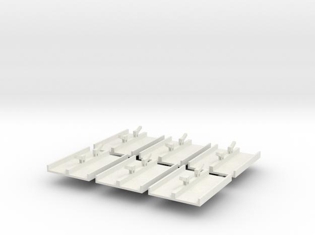 Shipyards X6 3d printed