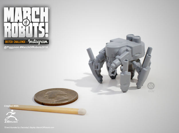 March 11 Robot