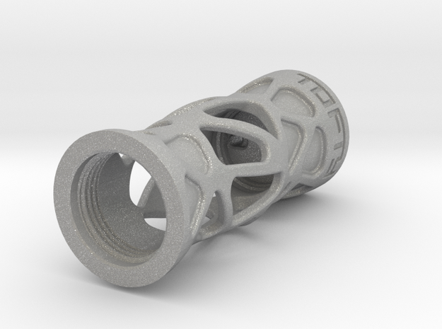 Ag Torch: Silver Body Section, Ser.002 (1 of 4) 3d printed
