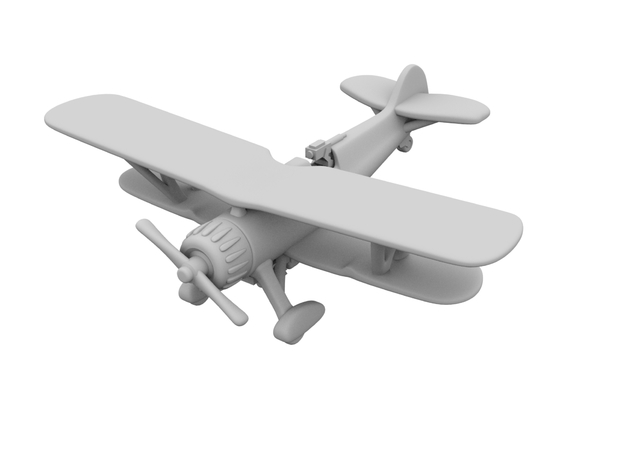 1:700 - Waco WHD [A][x4] in Smooth Fine Detail Plastic