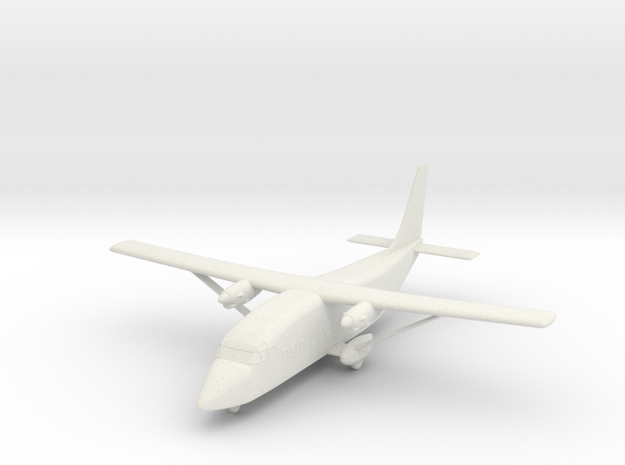 1/200 Short 360, C-23B+, C-23C Sherpa in White Natural Versatile Plastic
