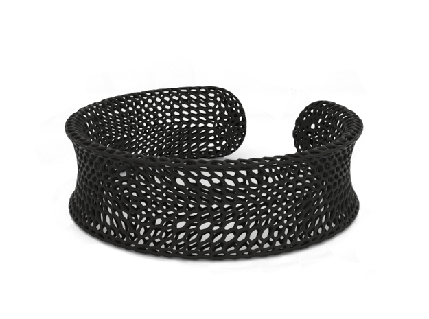 Bracelet in Black Strong & Flexible