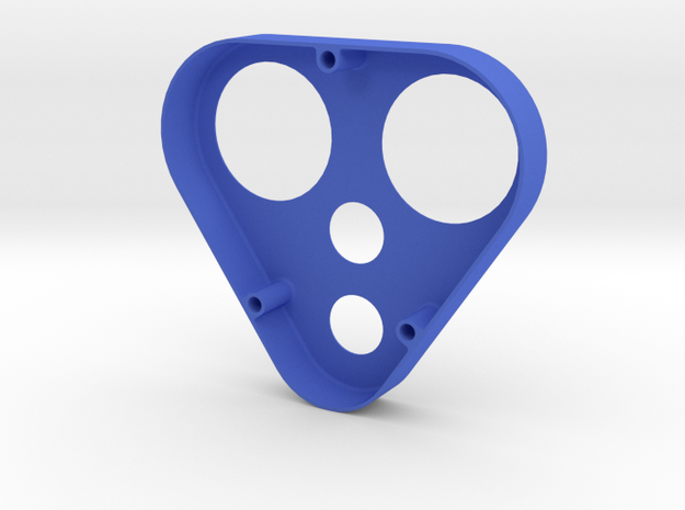 TGA-02 Cover in Blue Strong & Flexible Polished