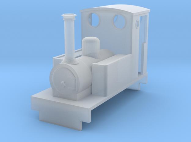 009 Fletcher Jennings Side Tank 1  - Minitrains St in Smooth Fine Detail Plastic