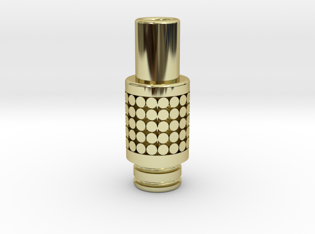 Moleman's Driptip Two in 18k Gold Plated