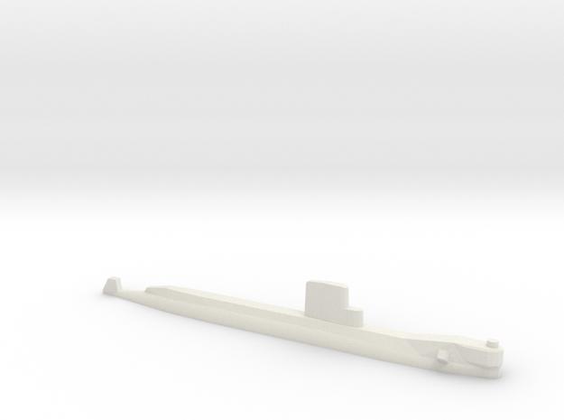 USS Seawolf (1957), 1/1800 in White Strong & Flexible