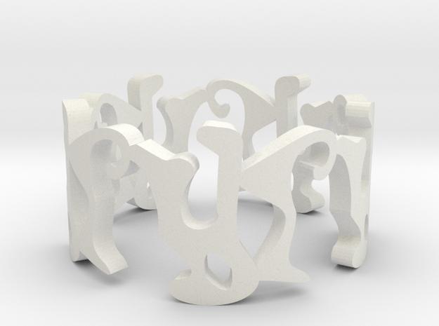 Model-efc518d38b1ad460b82cb6b1931a195a in White Natural Versatile Plastic