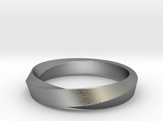 Mobius Narrow Ring (Size 6)