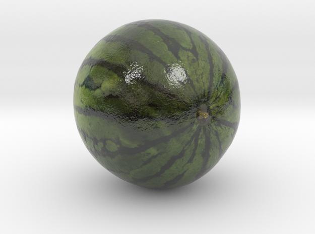 The Watermelon-2-mini in Coated Full Color Sandstone