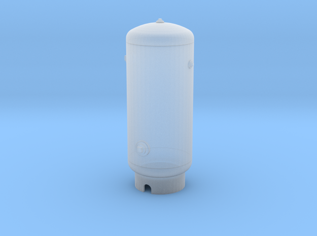 1/35 scale 20 Gallon Vertical Air Tank in Smooth Fine Detail Plastic