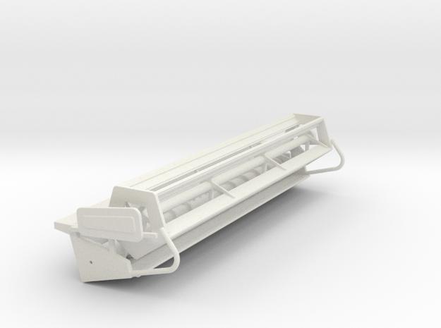 N20 rigid head in White Natural Versatile Plastic
