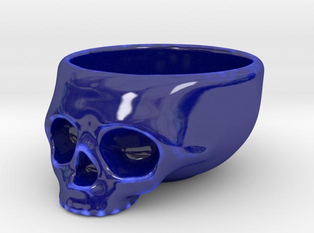 The Cranium Mug 3d printed