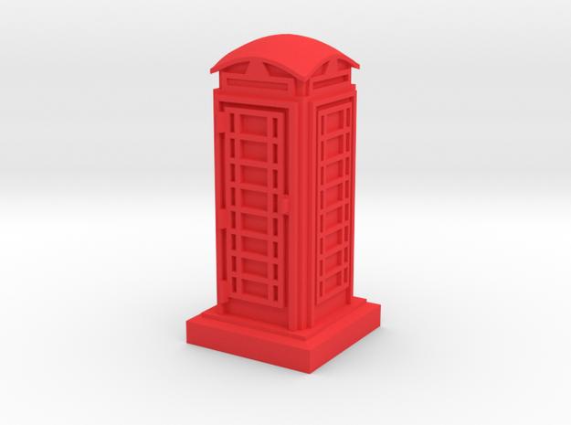 N Gauge Phone Box