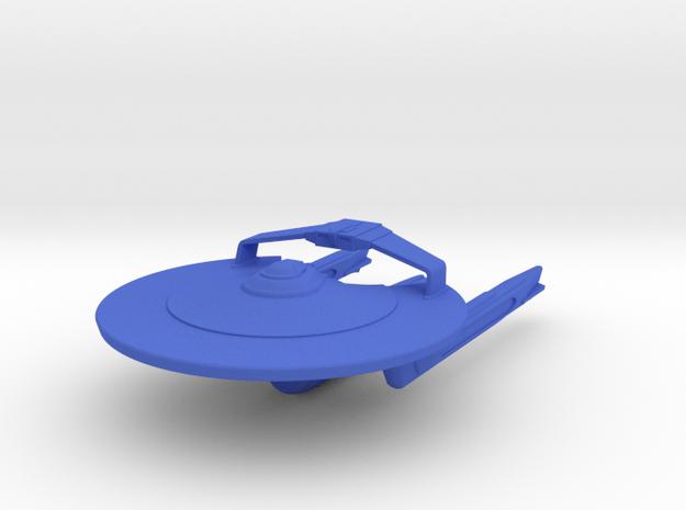 1/2500 Korolev Heavy Cruiser in Blue Processed Versatile Plastic