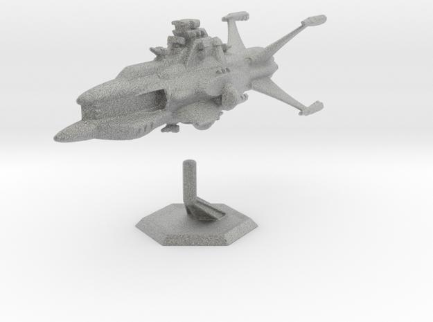 Star Sailers - Vulcarian - Patrol Cruiser  3d printed