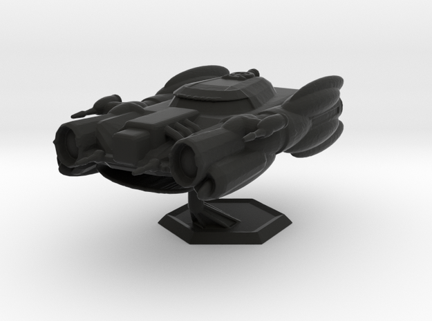 Star Sailers - Lumo Class - Astro Fighter 3d printed