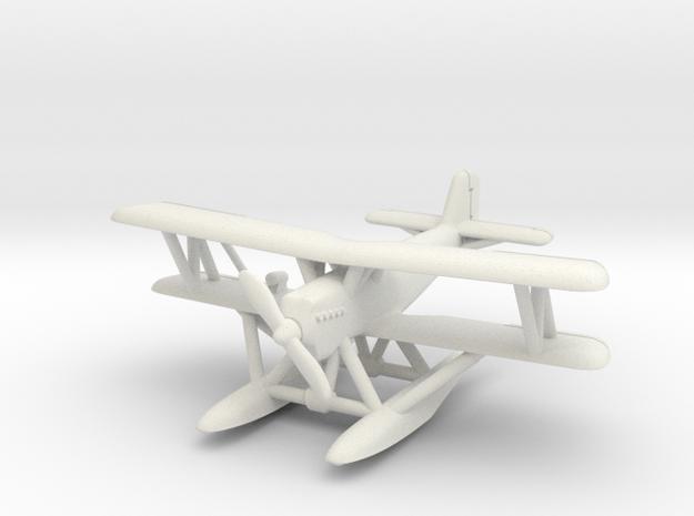 Heinkel He 60C 1/285 6mm in White Natural Versatile Plastic
