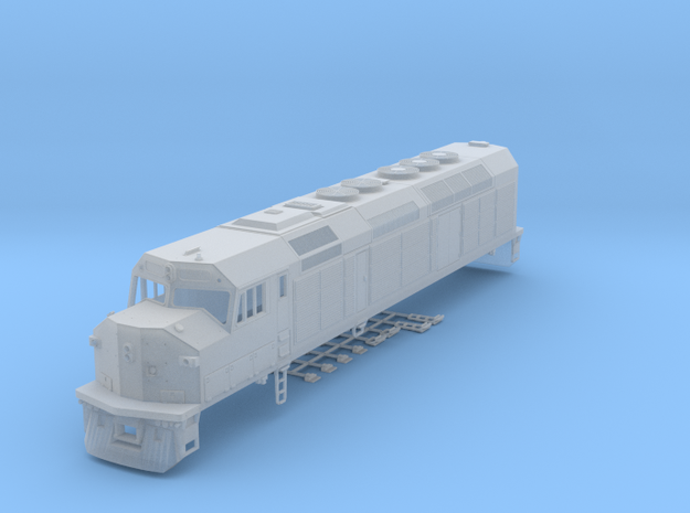 HO Scale EMD F40C (Milwaukee Road)