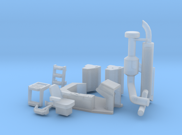 1/64 Buhler Versatile 2335 & 2375 Detail Kit in Smooth Fine Detail Plastic