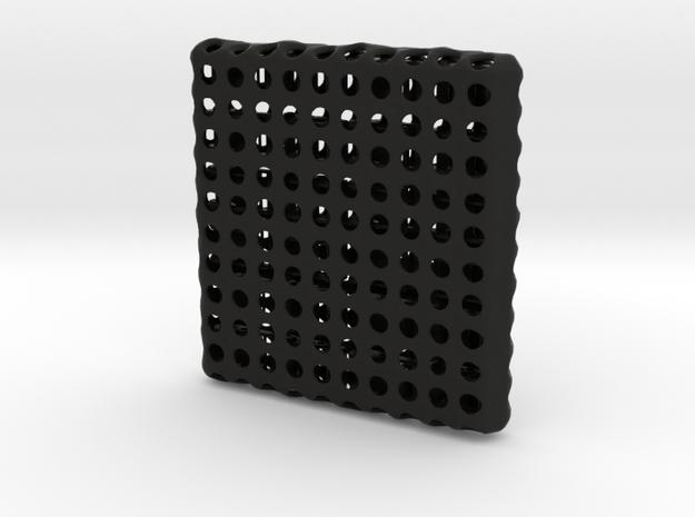 Ratchet (WIDE) in Black Natural Versatile Plastic