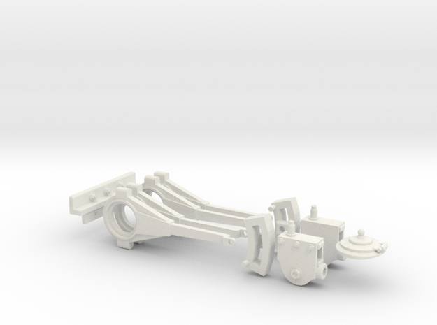 Kauila Additional Parts in White Natural Versatile Plastic