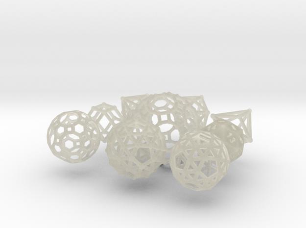 Geometrix Collection 2 3d printed