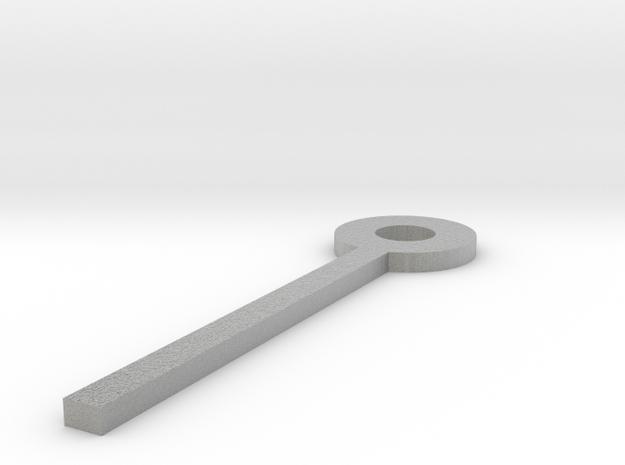 HMX 4of4 in Metallic Plastic