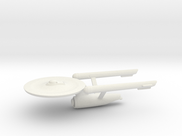 Prototype constitution class in White Strong & Flexible