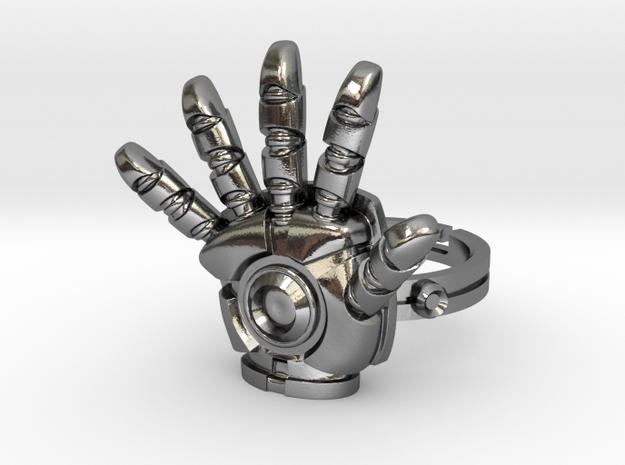 Iron Man Ring - 18.89mm - US Size 9